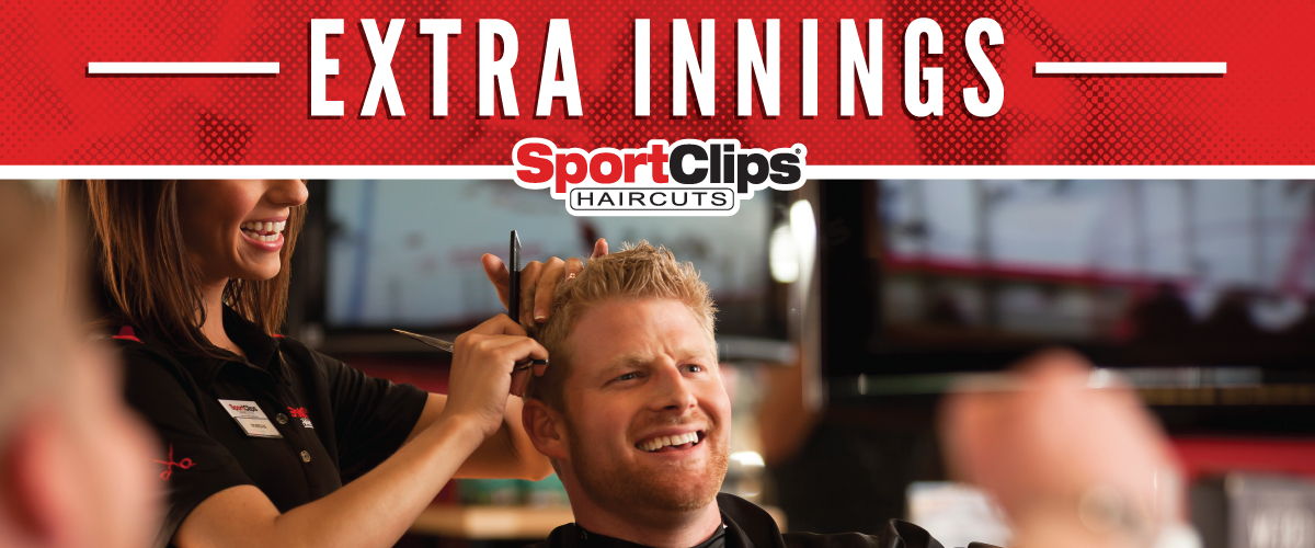 The Sport Clips Haircuts of Lincolnshire - Lincolnshire Commons Extra Innings Offerings